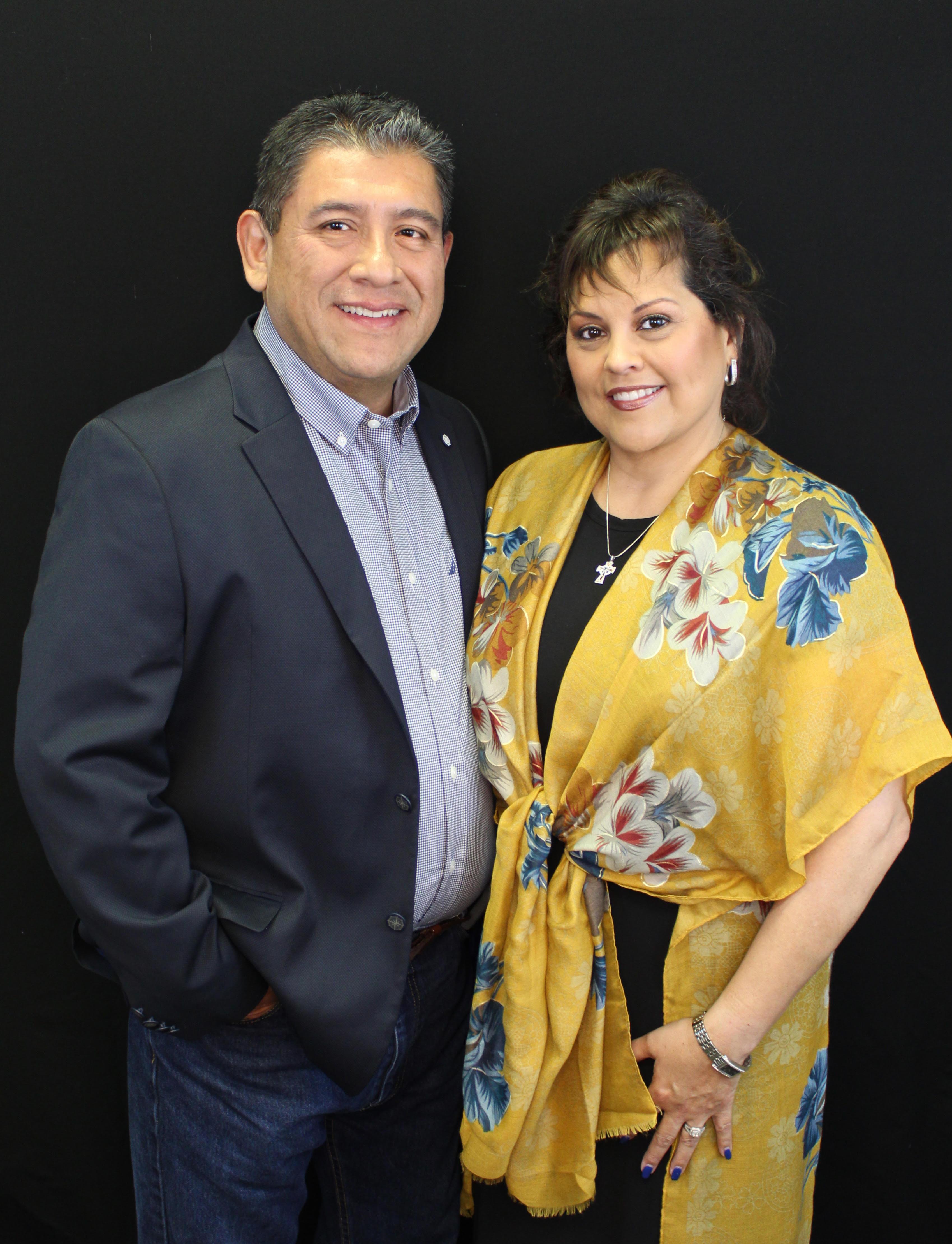 Araceli & Joe Serrano-Piche