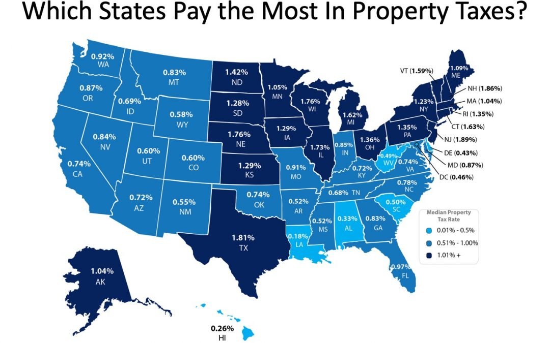 How Property Taxes Can Impact Your Mortgage Payment