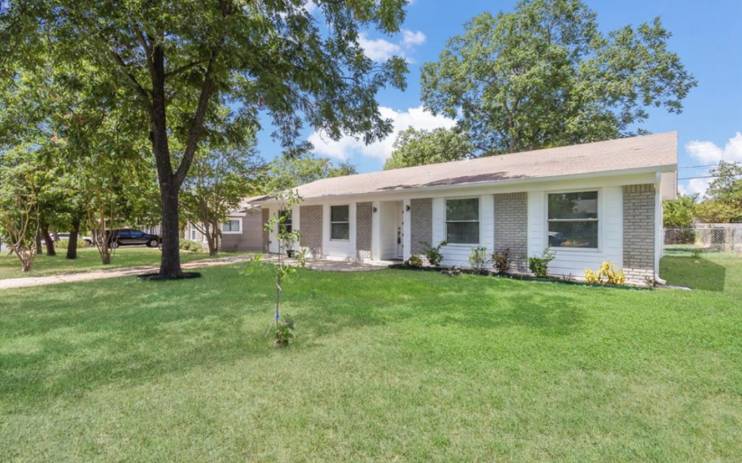 Austin, TX, 4 Bed, 2 Bath, Under $469k