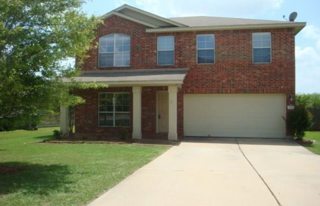 Kyle, TX, 4 Bed, 2.5 Bath, Under $191k