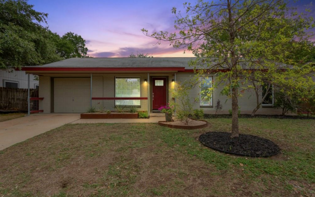 Austin, TX, 3 Bed, 1 1/2 Bath, Under $421k