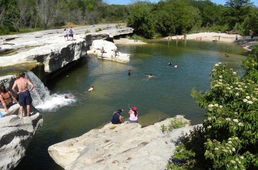 Best Places to Swim in Austin