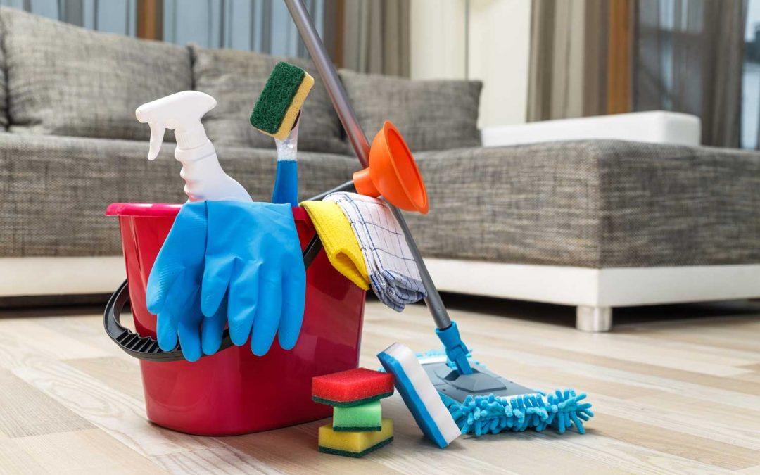 How to Keep your Home Sanitized With Kids Back in School
